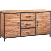 Rustic Buffet in Sierra Brown Product Image