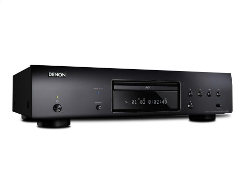 Universal Audio/Video Player from Denon that lets you watch movies, TV shows, and even online videos.