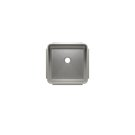 "Classic 003227 - undermount stainless steel Bar sink , 15"" × 15"" × 7"" Product Image"