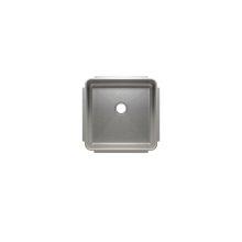 "Classic 003227 - undermount stainless steel Bar sink , 15"" × 15"" × 7"""