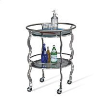 Salsa Serving Cart