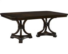 New Charleston Pedestal Table