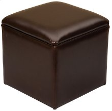 Storage Cube - Standard Leather Standard Leather