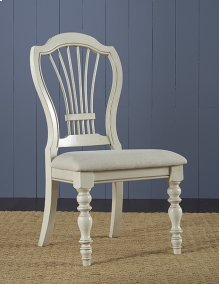Pine Island Wheat Back Side Chair - Set of 2