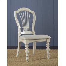 Pine Island Wheat Back Side Chair - Set of 2