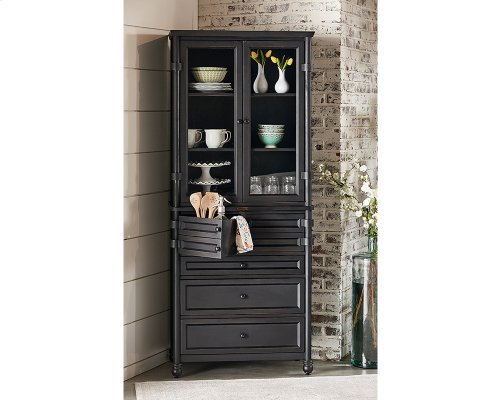 Metal Dispensary Cabinet