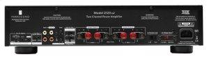 Two Channel Power Amplifier