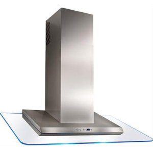 "Best36"" Stainless Steel Range Hood with External Blower Options"