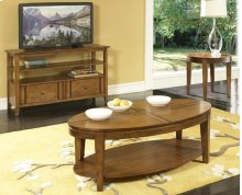 Oak 3 Pack Cocktail Table &