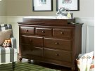 Changing Station - Classic Cherry Product Image