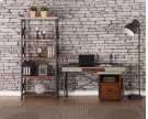 Steampunk Bookcase Product Image