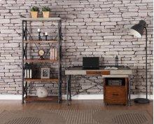 Steampunk Bookcase