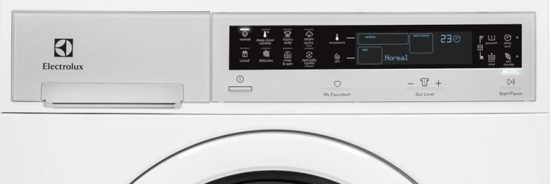 Additional Compact Washer With Iq Touch Controls Featuring Perfect Steam 2 4 Cu