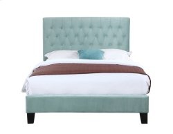 Emerald Home Amelia Upholstered Bed Kit Twin Light Blue B128-08hbfbr-04 Product Image