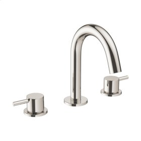MPRO Widespread Lavatory Faucet - Polished Nickel