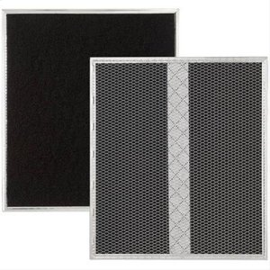 BestCharcoal Replacement Filters for Notte WC53I Series Non-Ducted Range Hoods
