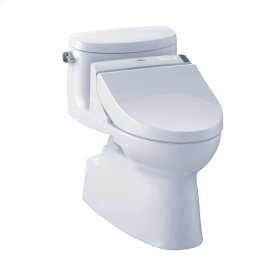Carolina® II WASHLET®+ C200 One-Piece Toilet - 1.28 GPF - Cotton