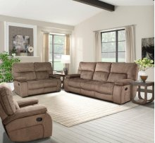 Manual Glider Rocker Recliner