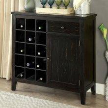 Brandy Wine Cabinet