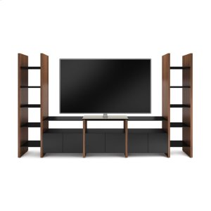 Bdi Furniture5455 Jf in Cherry Black