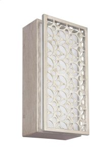2 - Light LED Wall Sconce