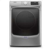Maytag® Front Load Electric Dryer with Extra Power and Quick Dry Cycle - 7.3 cu. ft. - Chrome Shadow