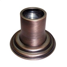 Shower Rod Flange - Oil Rubbed Bronze