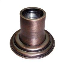 Shower Rod Flange - Oil Rubbed Bronze