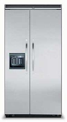 "42"" Side-by-Side Refrigerator/Freezer with Dispenser - DDSB (42"" wide)"