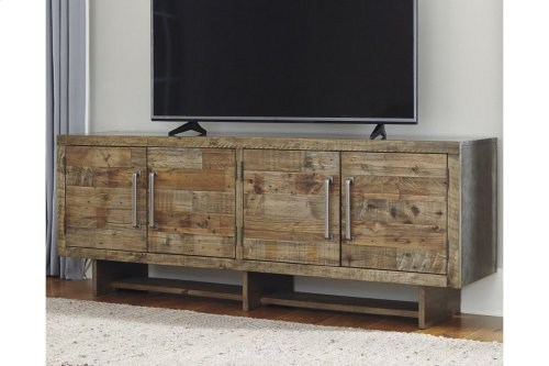 W66568 In By Ashley Furniture In Temple Tx Extra Large Tv Stand