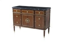 A Morado Veneer and Finely Brass Mounted Decorative Chest