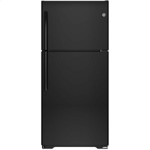 GE®ENERGY STAR® 18.2 Cu. Ft. Top-Freezer Refrigerator