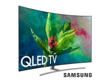 """55"""" Class Q7CN QLED Curved Smart 4K UHD TV (2018) - While They Last"""