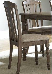 Slat Back Side Chair (RTA) Product Image
