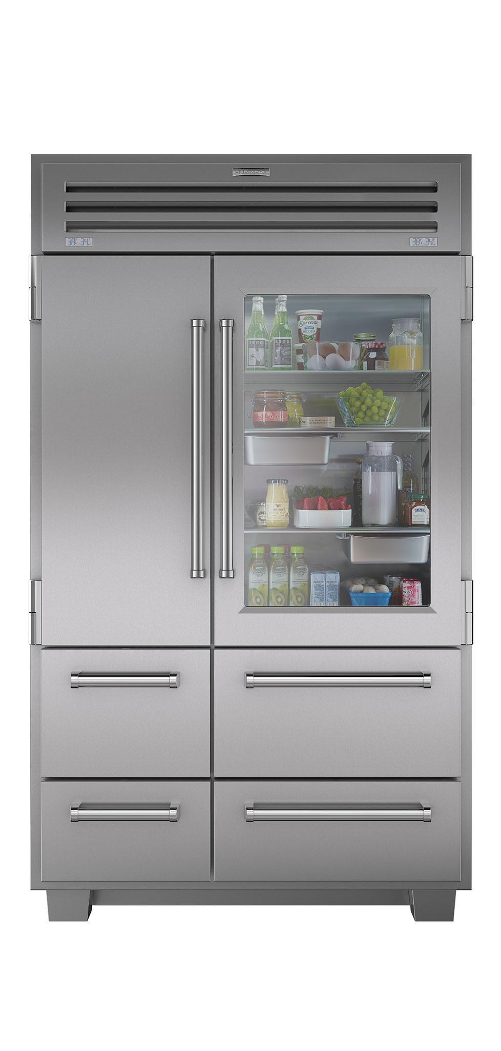 Sub Zero Model 648prog Caplan S Appliances Toronto