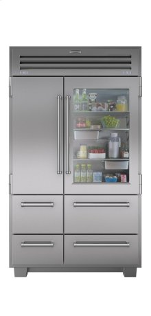 PRO 48 with Glass Door***FLOOR MODEL CLOSEOUT PRICING***