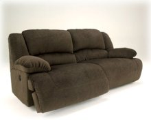Toletta 2 Seat Reclining Sofa - Chocolate Collection