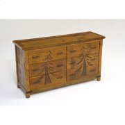 Sequoia 6 Drawer Dresser Product Image