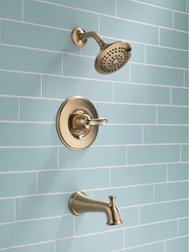 T14494CZ in Champagne Bronze by Delta Faucet Company in Anaheim, CA ...