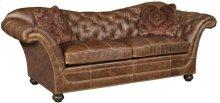 Abby Leather Sofa