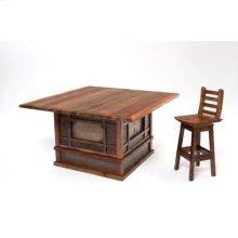 "Heritage Cheyenne 66"" Gathering Table"