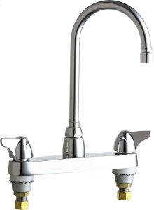 Hot and Cold Water Sink Faucet