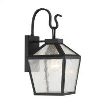 Woodstock 1 Light Outdoor Wall Lantern