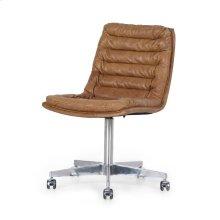 Pampas Nut Cover Malibu Desk Chair
