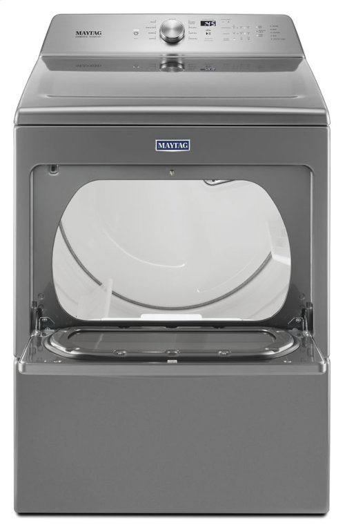 Large Capacity Gas Dryer with IntelliDry® Sensor - 7.4 cu. ft.