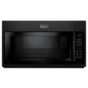 Maytag® Over-The-Range Microwave With WideGlide Tray - 2.1 Cu. Ft. - Black Product Image