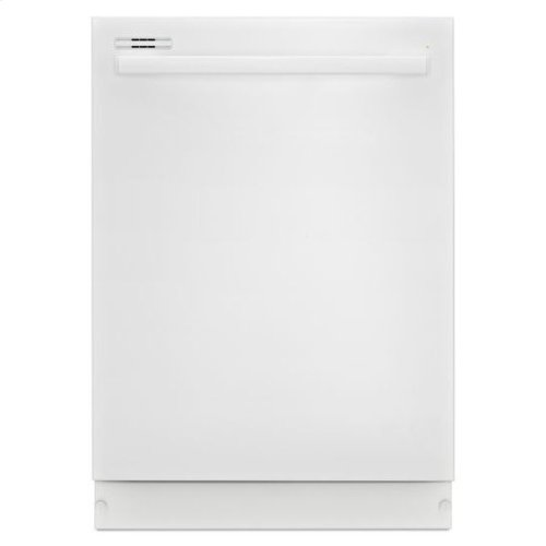 Dishwasher with SoilSense Cycle - white