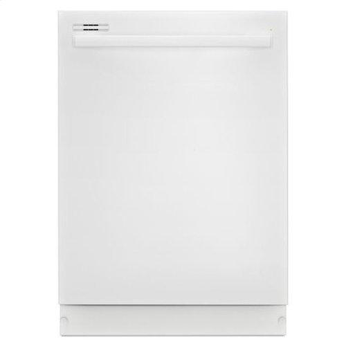 Dishwasher with SoilSense Cycle - white