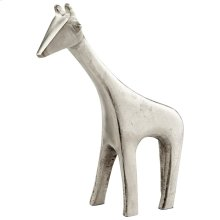 Sm Nickel Neck Sculpture