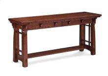 """M Kayla Sofa Table, 60"""""""